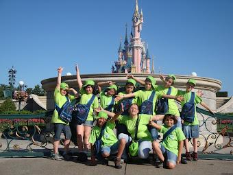 Viagem Disneyland Paris