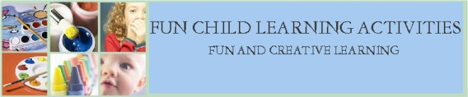 Fun Child Learning Activities