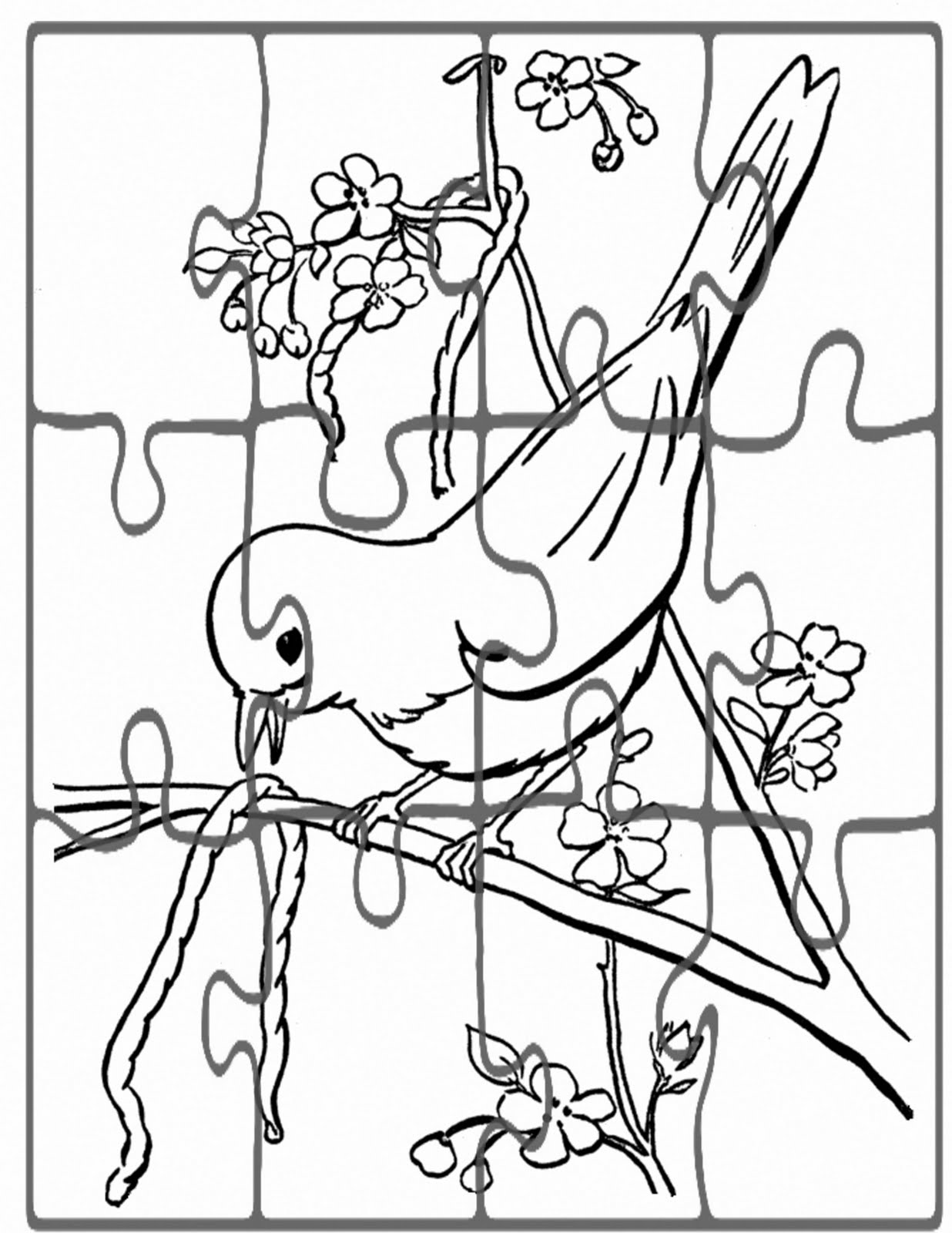 Image Result For Precoloring Pages