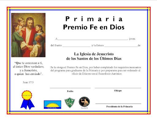 Certificado Graduacion De Sud