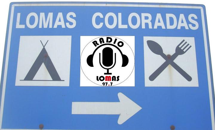 """Radio Lomas  """"La radio de todos"""""""