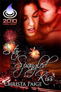 Star-Spangled Kiss - Christa Page