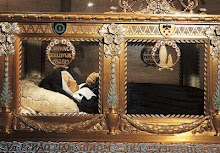 Incorrupt Body of St. Bernadette of Lourdes