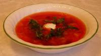 Borscht, Borsch, or Beet Soup