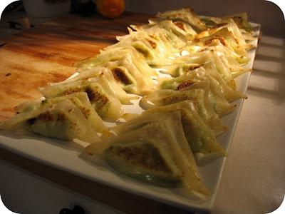 beFOODled: Plump pea dumplings