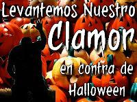 ¿Apoya la Biblia la fiesta de Halloween? Levantemos+nuestro+clamor+-+halloween