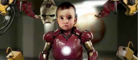 Iron Baby Andrewblodgett Com