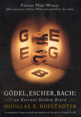 Godel, Escher, Bach cover
