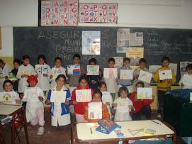 CONCURSO DE PINTURA Y DIBUJO EIRD/UNICEF