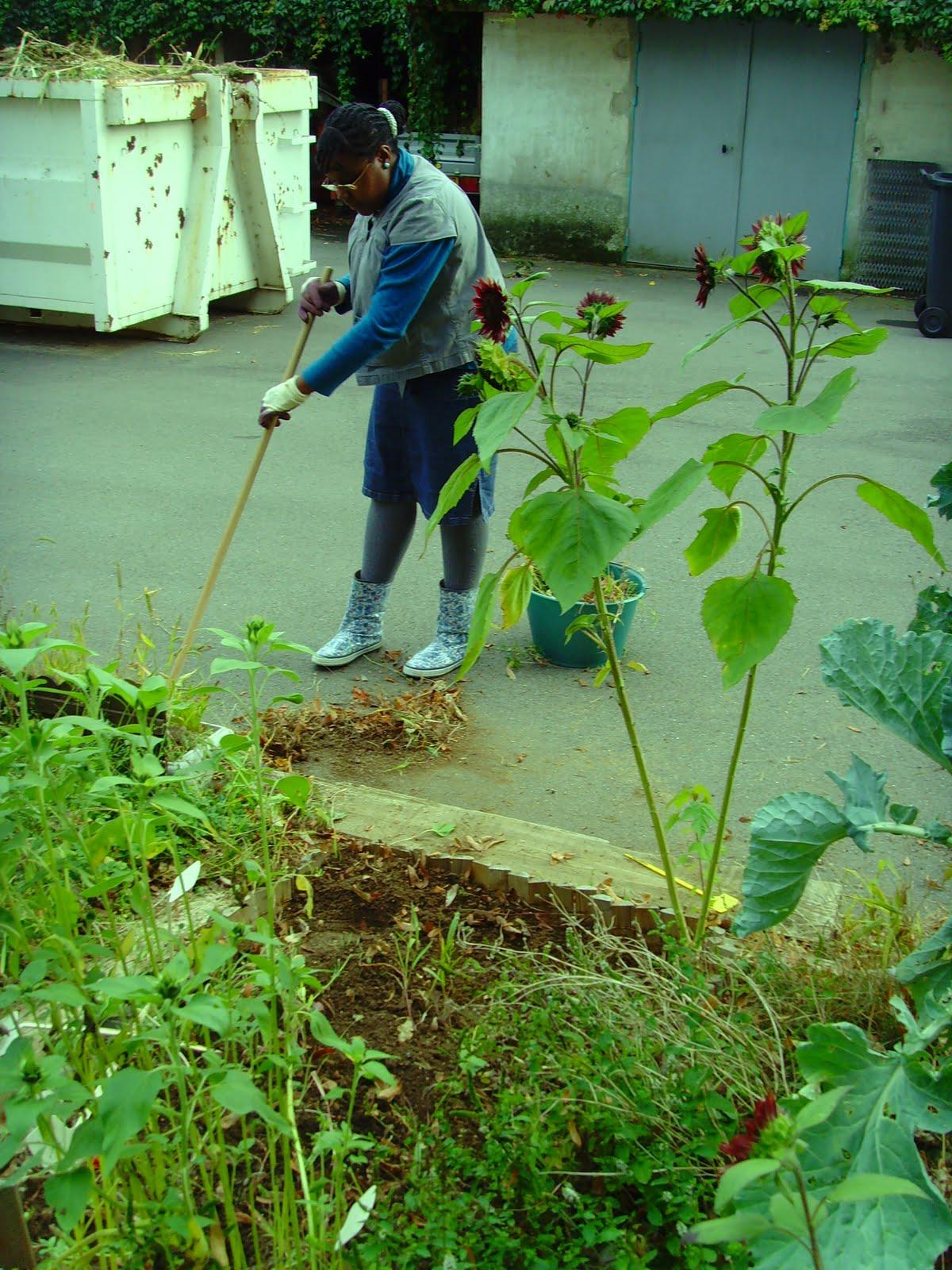 Le jardin des g teaux serge mora le retour des jardiniers for Jardins de jardiniers