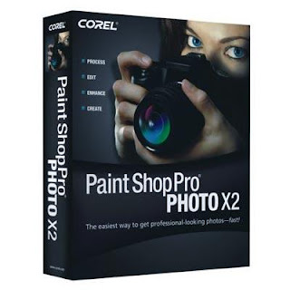 Corel Paint Shop Pro Photo X2 12.0 Multilingual (1 dvd)