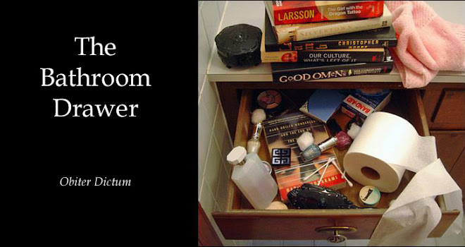 The Bathroom Drawer