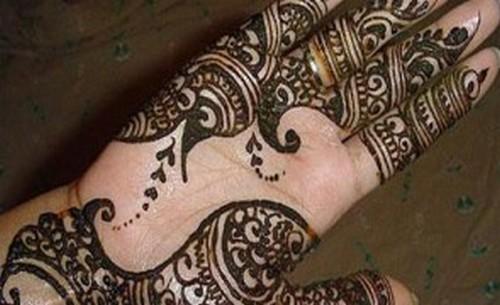 Mehndi Designs For Hands New Updates : Bridal mehndi desings latest pakistani
