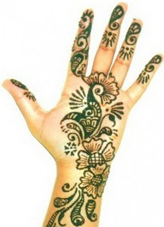 Mehndi Designs For Hands Drawings Arm 2014 Simple For Wedding For ...
