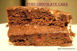 Pure Chocolate Cake Images : Easycooking: The Best Chocolate Cake Event Round-up!!