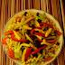Sałatka z sosem vinaigrette