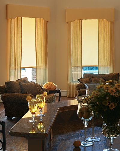 Double window decor ideas double window treatment