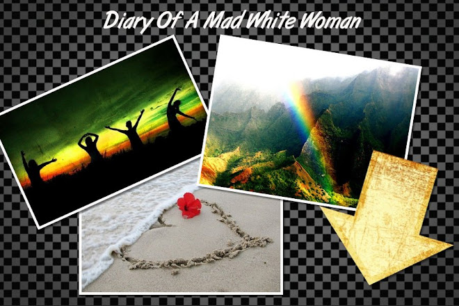 Diary of a Mad White Woman