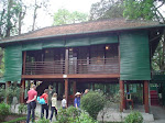 Ho Chi Minh&#39;s House on Stilts