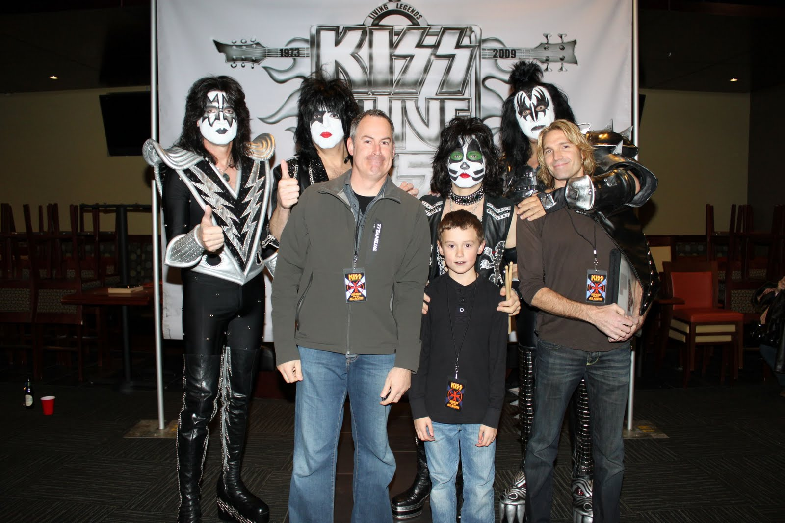 Isorskis Musings Concert Review Kiss In Portland