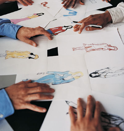Jobs fashion design
