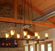 Custom Designed Lighting