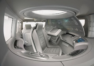 make it news day inside of the coolest car in the world looks like the inside of a spaceship. Black Bedroom Furniture Sets. Home Design Ideas