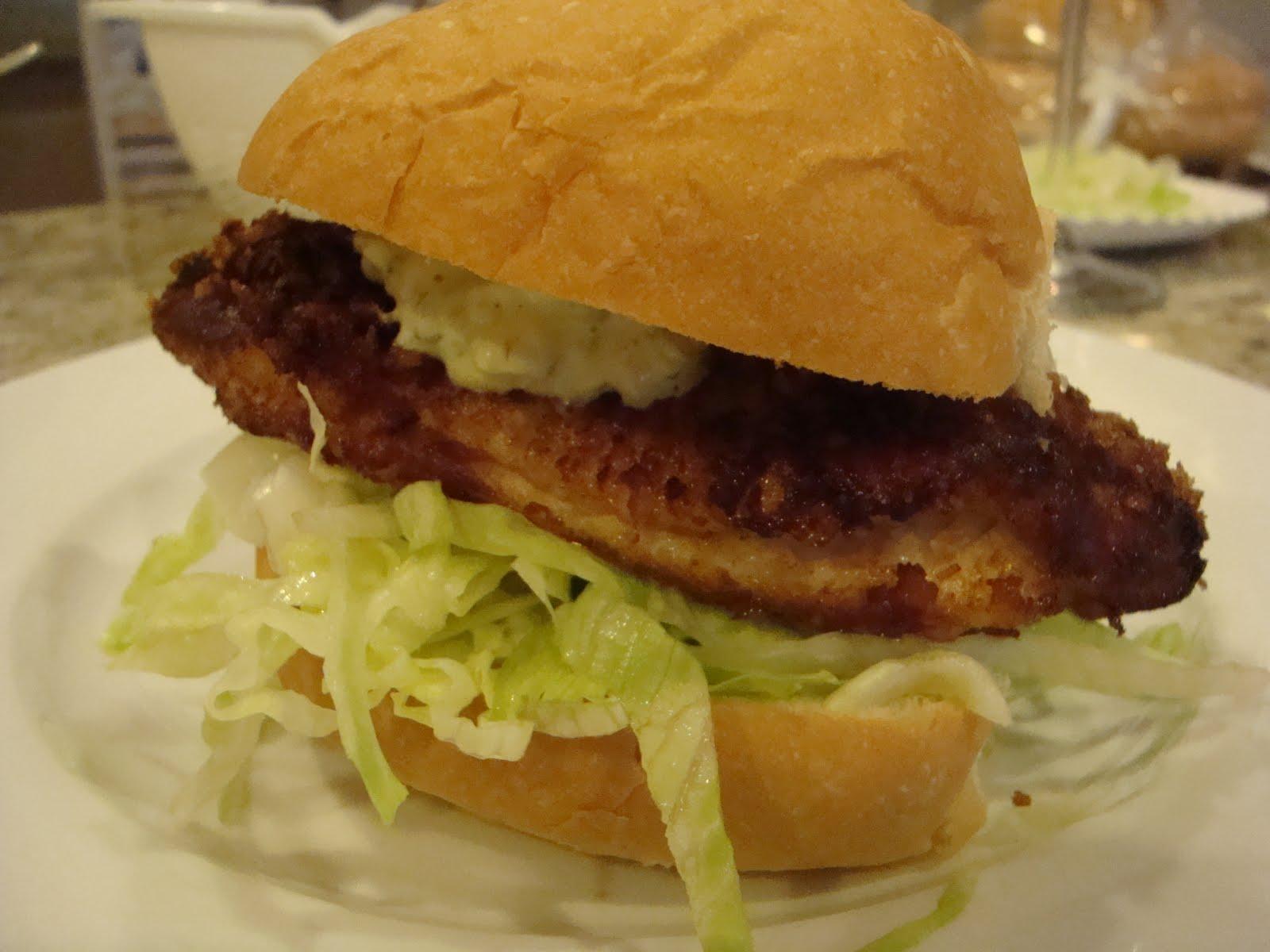 mcdonald s catfish sandwich