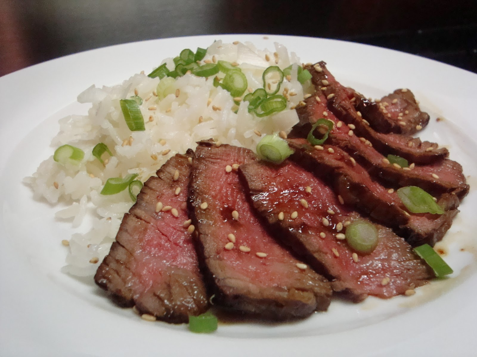 Hoisin Beef with Aromatic Jasmine Rice | Kitchen Centsability