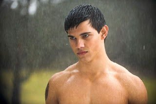 Jacob Black Naked in New Moon