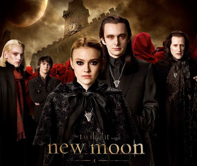 New Moon Volturi