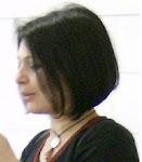 A nossa professora...