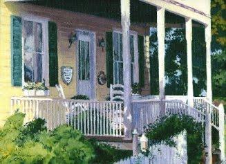Gibble-Delamar House circa 1866