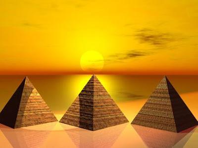 Egipto Mgico Las pirmides y su poder energtico