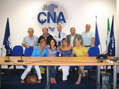 Teramo. Nominata l'assemblea provinciale della CNA produzione