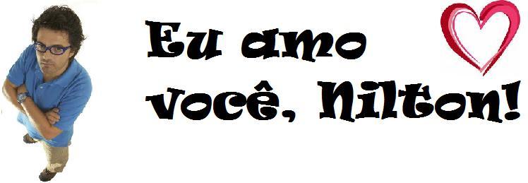 """""""Eu amo você"""""""