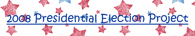 2008 Presidential Election Project