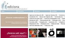 Profilo professional su EDICIONA.COM