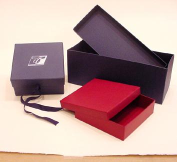 Cajas para regalo de Empresa