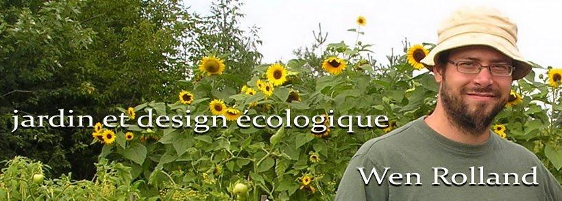 Wen Rolland - jardin et design écologique