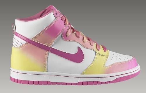 sweet girls nike shoes