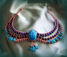 Nefertari collar