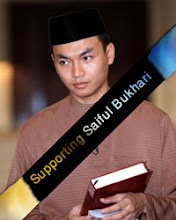 SUPPORT SAIFUL BUKHARI
