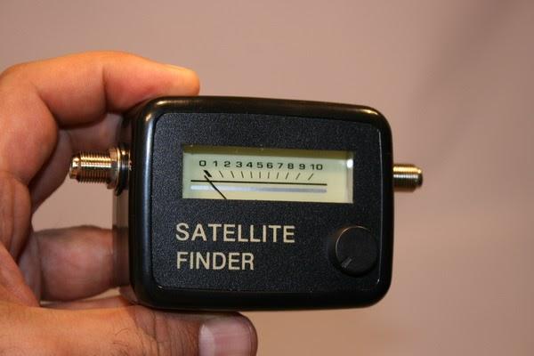 دستگاه سیگنال یاب ماهواره