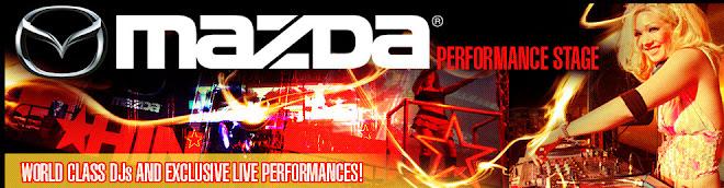 Mazda Performance Stage