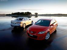 Familia Mazdaspeed