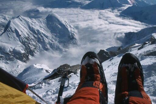 Climbing Denali - West Rib