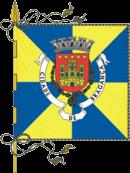 Estandarte da Cidade de Bragança - Portugal