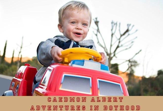 Caedmon Albert