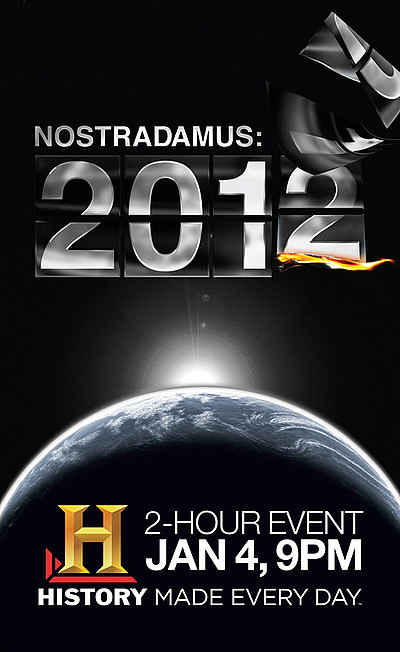 Documental Nostradamus 2012